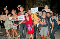 free hugs campaign bali