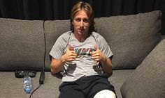 #Therapy #NHS Real Madrid star Luka Modric confirms successful operation  There have been few positives at Real Madrid in the last few weeks following four consecutive draws in all competitions, but Luka Modric appears to be in good spirits despite his latest setback. http://www.dailymail.co.uk/sport/football/article-3819386/Luka-Modric-confirms-successful-operation-Real-Madrid-star-turns-cold-therapy-aid-return-injury.html