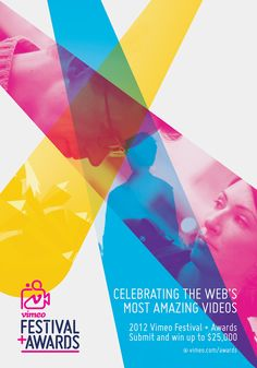 Vimeo Awards Poster
