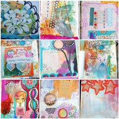 journal art.  journalgirl
