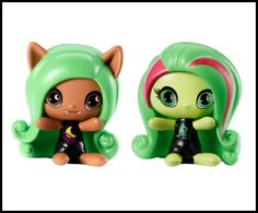 Monster High Minis!