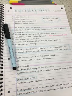 ⓑⓑⓨⓟⓔⓐⓒⓗⓨ✨ notes inspiration and example Handwriting Examples, Perfect Handwriting, Improve Your Handwriting, Handwriting Styles, Handwriting Practice, Schrift Design, School Organization Notes, College Notes, Pretty Notes