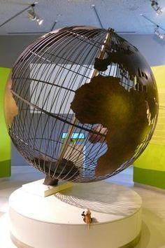 die Erde, Geysir, Museum, Andernach