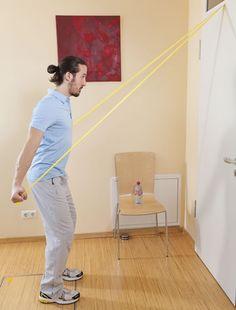 Nackenverspannung: Diese Übungen helfen   Senioren Ratgeber