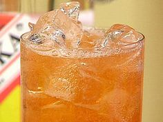 Tone It Up - Recipe Profile - Spritzy Master Cleanse Cocktail