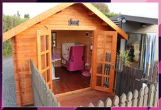 SheShed Home Pet Spa | Portable Home Business| Pet Grooming Dog Grooming Shop, Dog Grooming Salons, Dog Grooming Business, Business Design, Business Ideas, Business Templates, Business Names, Business Opportunities, Home Based Jobs
