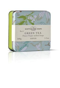 Scottish Fine Soaps #packaging #design