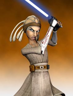 Adi Gallia was a female Tholothian Jedi Master during the twilight years of the…
