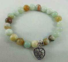 Amazonite-Beaded-Bracelet-with-Charm