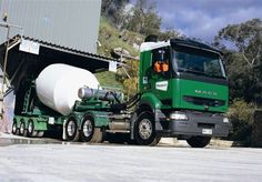 MACK -(similar to European Renault Premium cab) Australia Cool Trucks, Big Trucks, Ashok Leyland, Equipment Trailers, Mixer Truck, Concrete Mixers, Cab Over, Heavy Duty Trucks, Mack Trucks