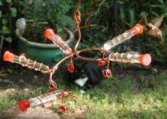 Hummingbird feeder...I could make this