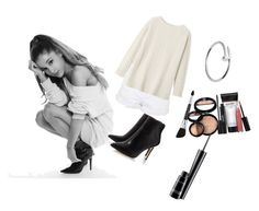 """""""Untitled #11"""" by keiramcevoy on Polyvore featuring Topshop, Toast, Laura Geller, MAC Cosmetics and Cartier"""
