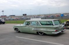 1960 Chevy wagon