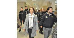 HDP Siirt Milletvekili Besime Konca SEGBİS üzerinden ifade verdi