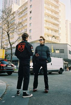 AW17 menswear London Pitti Milan Paris Street Style Yu Fuji