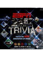 Espn Trivia Board Game in Collector's Tin