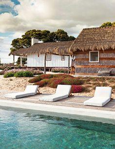 quero morar numa assim, pode?