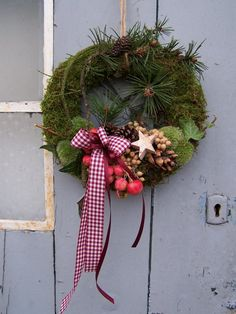 205 Besten Kranze Bilder Auf Pinterest In 2018 Advent Wreaths