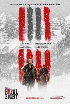 Découvrez le premier trailer de The H8ful Eight le nouveau Tarantino! Perso impatience au taquet!