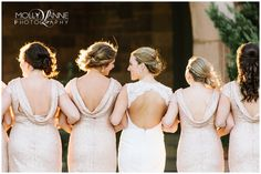 Casey & Nick's October OceanCliff Wedding: Molly Anne Photography