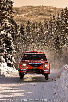 ra WRC Norway 2009