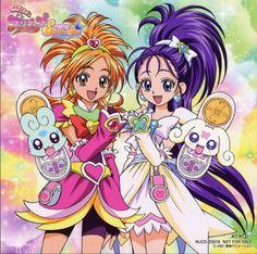 Futari wa Pretty Cure Splash Star OP ED Single - Makasete Splash ...