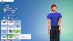Mod The Sims: New Trait: Impassive by Zerbu • Sims 4 Downloads