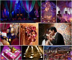 Simply Inspirational.: Aladdin and Jasmine's Arabian Night Wedding