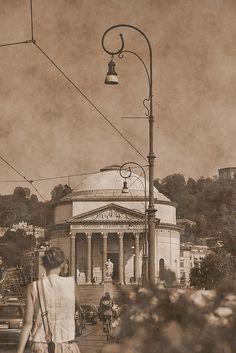 La chiesa della Gran Madre di Dio, Torino
