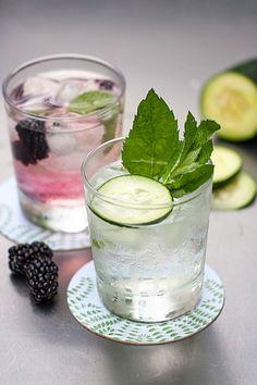 Ao sabor das águas aromatizadas