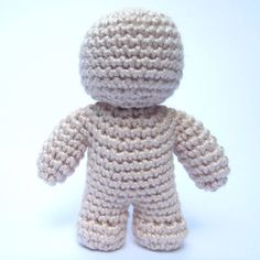 Learn how to Crochet Dolls in one-piece without sewing at all. If you are like me and not a big ... Read more
