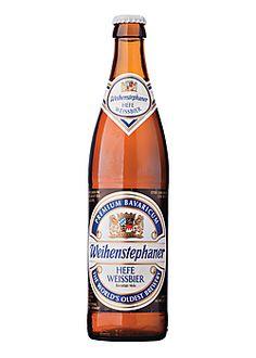 Weihenstephaner Hefe Weissbier - one of the best weiss beer I've tried