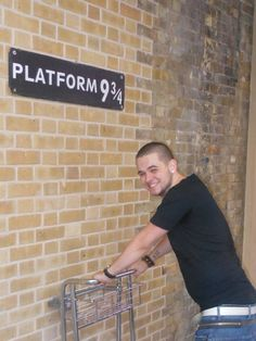 Platform 9¾ in London, Greater London