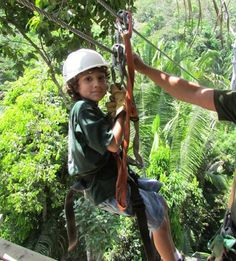 What Adventures in Belize are suitable for Kids – What age?       December 24, 2012