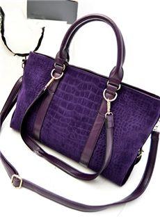 Smart Euramerican Retro Leather Women's Shoulder Bag: tidestore.com