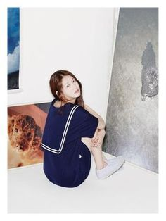 Gong Seung Yeon - Oh Boy! Magazine June Issue '15
