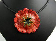 Feen Blüte aus handgefertigten Polymer Clay von polymerdesign