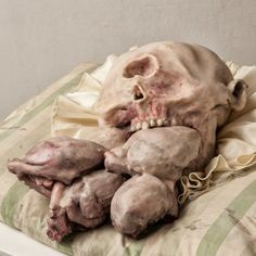 The Grotesque and Human-Like Sculptures of Francesco Albano | Hi-Fructose Magazine