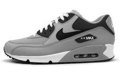 "cf8320cc38d NIKE AIR MAX 90 ""WOLF GREY"" Best Sneakers"