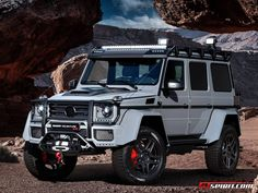 Mercedes-Benz G 500 4×4² Brabus 550 Adventure
