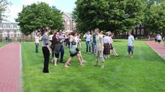 Joie de Vivre flash mob at UD (Scottish Country Dance) University Of Delaware, Country Dance, Dolores Park, Workshop, Travel, Joy Of Life, Atelier, Viajes, Work Shop Garage