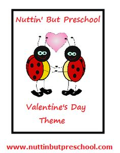 » Valentines Day Lesson Plan Nuttin' But Preschool