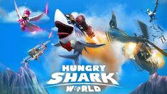 Hungry Shark World Hack 2018 - Unlimited Gems & Gold Cheats (iOS/Android)