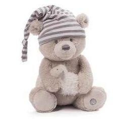 """""""Sleepy Time"""" Bear"""