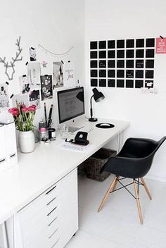Shaping your workspace at home | http://Jenny.gr