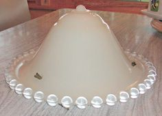 Vintage Glass 3 Chain Ceiling Light Shade