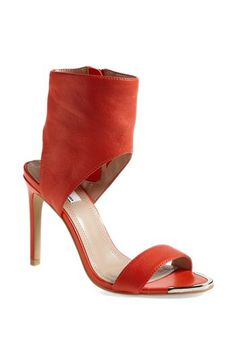 The Blonde Salad x Steve Madden 'T Dallas' Sandal available at #Nordstrom
