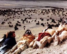 dances with wolves. 1990