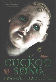 """In post-World War I England, eleven-year-old Triss nearly drowns in a millpond known as """"The Grimmer"""" and emerges with memory gaps, aware that something's terribly wrong, and to try to set things right, she must meet a twisted architect who has designs on her family. http://wpl.wheaton.lib.il.us/record=b1601698~S7"""