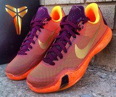 Nike Kobe 10 Silk Road   Sole Collector